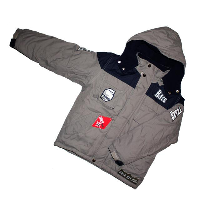 Куртка DeepWest (еврозима)