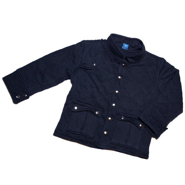 Куртка ADAMS трикотажная (синяя)