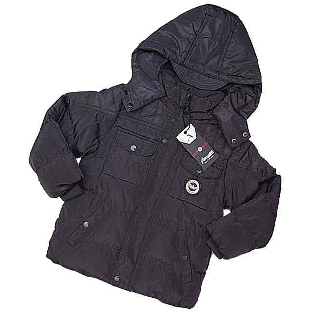 Куртка Armetti (серая, зима )