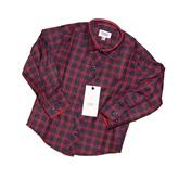Рубашка Armani (красносиняя клетка)