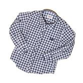Рубашка Armani (белосиняя клетка)