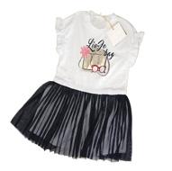 Платье Liu.Lo(черн.юбка)
